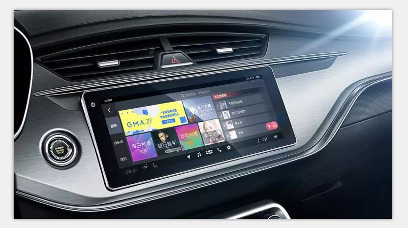 为什么我们从2013年开始就瞄准车载触摸屏玻璃盖板市场?