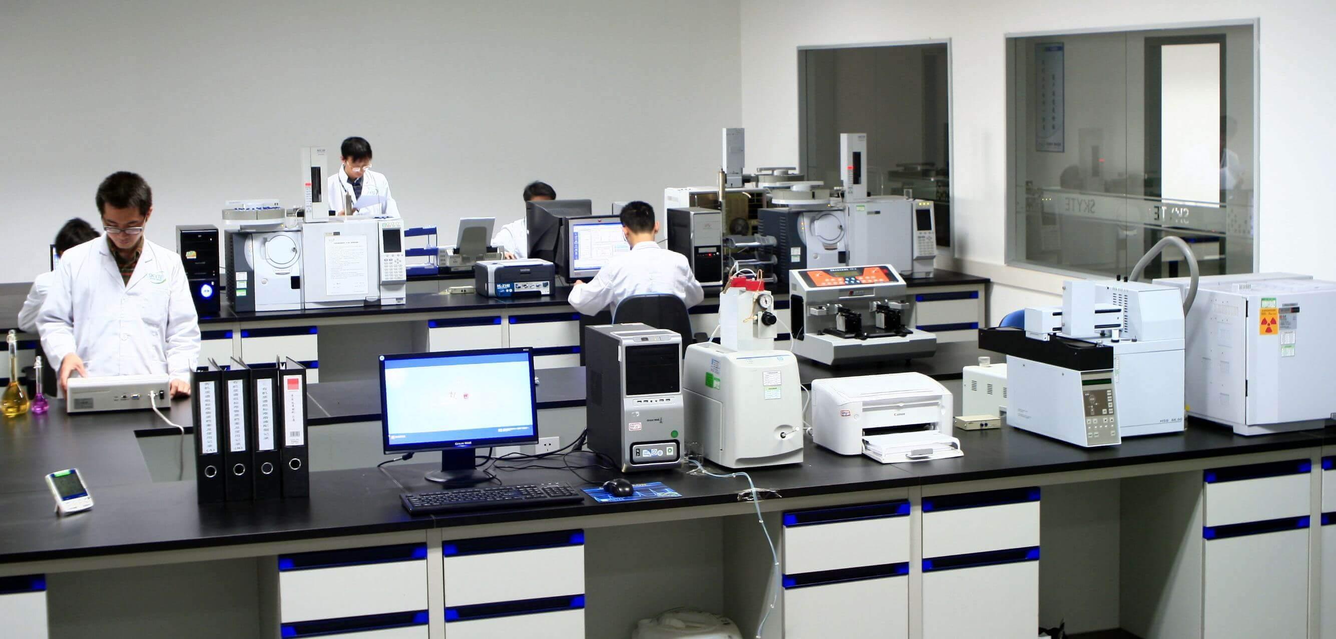 够力拉:提供AF耐指纹药水实验室的测试标准片